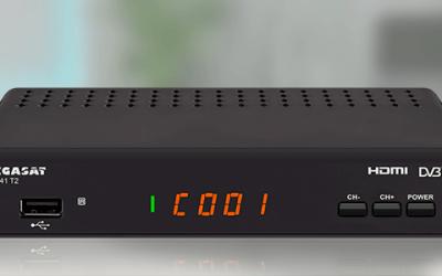 Prijemnici Megasat – HD Sat i DVB-T2 H.265 !
