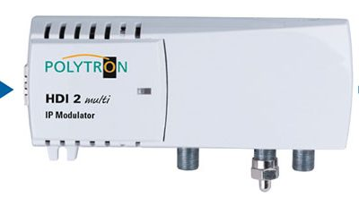 HDI 2 multi IP modulator