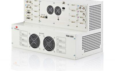Stanica TDH 800 dobila novi softver
