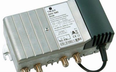 GHV 940 Distribucijsko pojačalo 40dB/220Vac, 5-65MHz