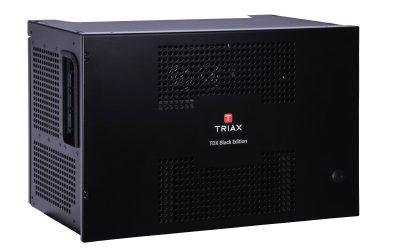 Triax TDX stanica black edition – crno izdanje stanice