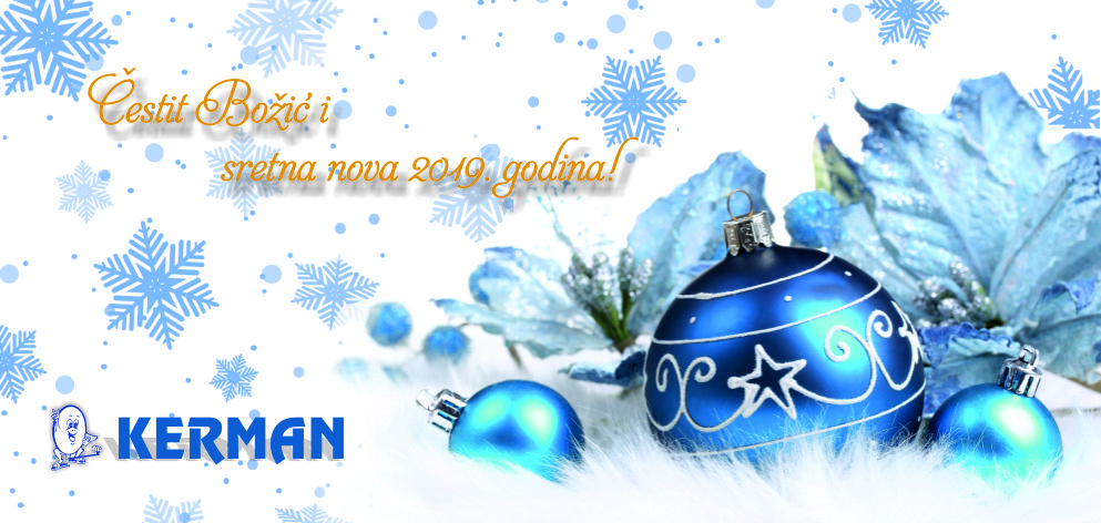 Čestit i blagoslovljen Božić!