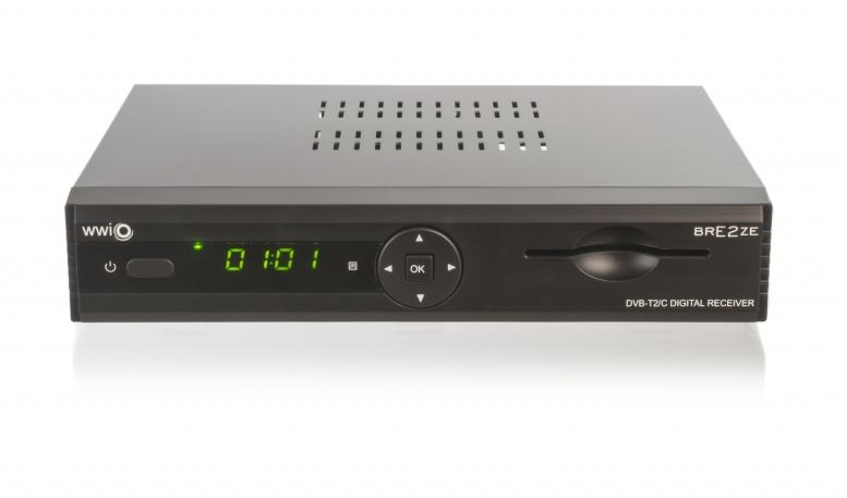 DVB-T2/C prijemnik OpenATV/Linux HEVC !